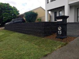 GB Masonry Retaining Wall